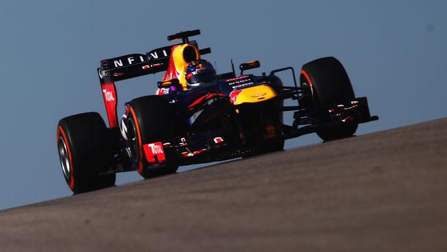 formula 1 austin 2013