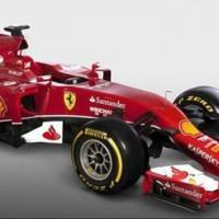 nuova Ferrari F14T