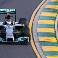 F1 a melbourne trionfa rosberg